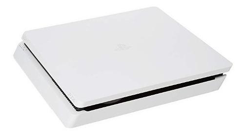 Console Ps4 Slim 500gb Branco 2116a Leia A Descrição + Nf