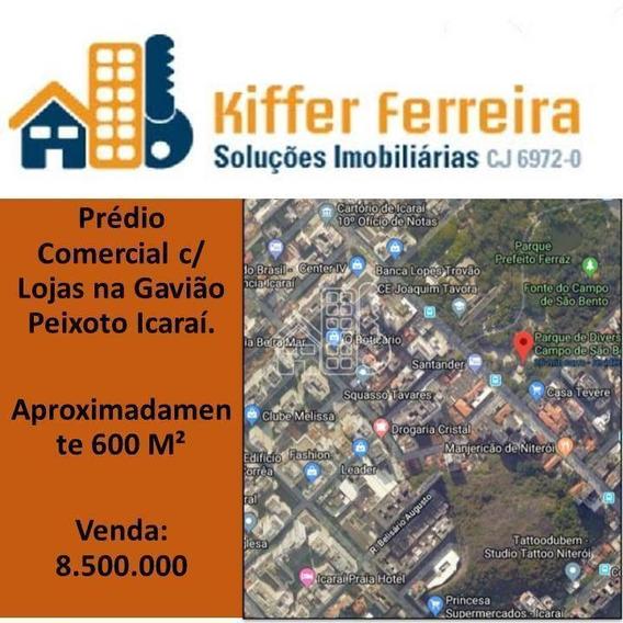 Loja À Venda, 600 M² Por R$ 8.500.000 - Icaraí - Niterói/rj - Lo0098