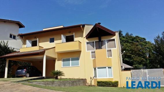 Casa Em Condomínio - Condomínio Residencial Terras Do Paique - 549199
