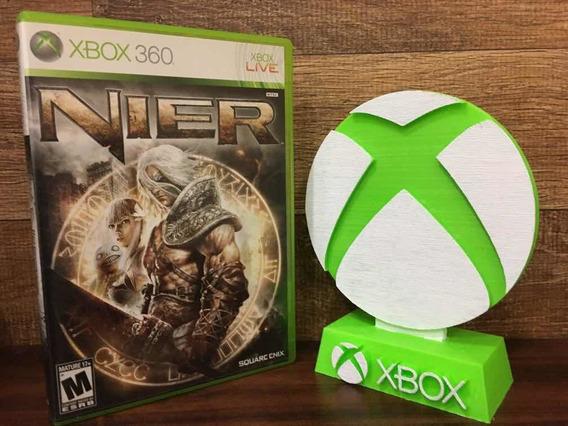 Nier Xbox 360 Original Mídia Física Envio Imediato