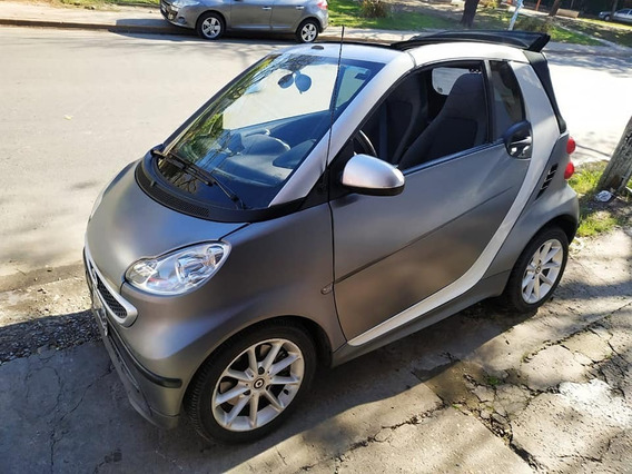 Smart Fortwo Passion Cabrio Grey Matt 1.0-t Ln 2013