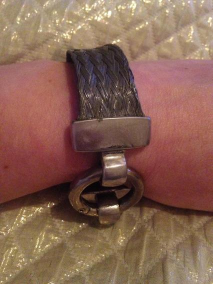 Bracelete De Aço Da Osklen