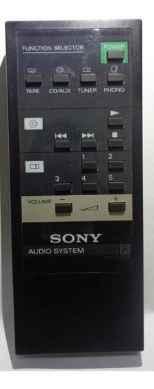 Controle Remoto Original Audio System Sony Rm-800b