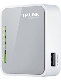 Tp-link N150 Wireless 3g/4g Portable Router With Access Poin