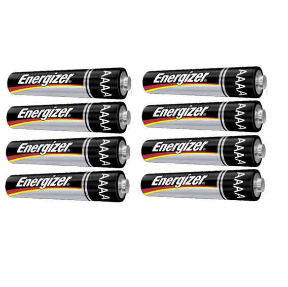 Pilha Aaaa - Energizer 8 Unid P/ Caneta Tablet - Val. 2023