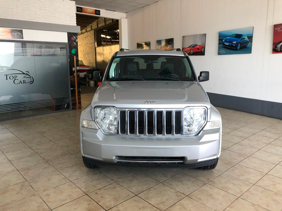 Jeep Cherokee Limited 3.7 V6 At 4x4 2009
