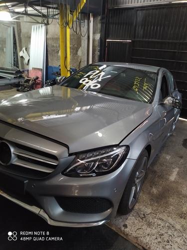 Mercedes  C250  Sedã