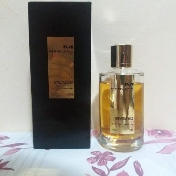 Perfume Importado Mancera Gold Intensive Aoud 105/120ml