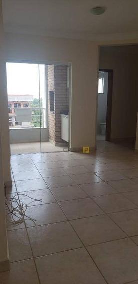 Apartamento Com 2 Dormitórios Para Alugar, 65 M² Por R$ 1.100/mês - Catharina Zanaga - Americana/sp - Ap0343
