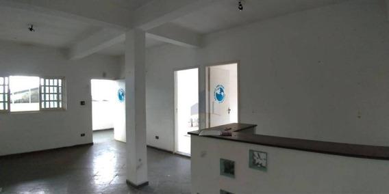 Conjunto De Salas Para Alugar, 150 M² Por R$ 2.750/mês - Jardim Zaira - Mauá/sp - Sa0039