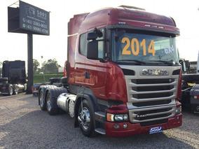 Scania R 440 6x4 Highline Ano 2014
