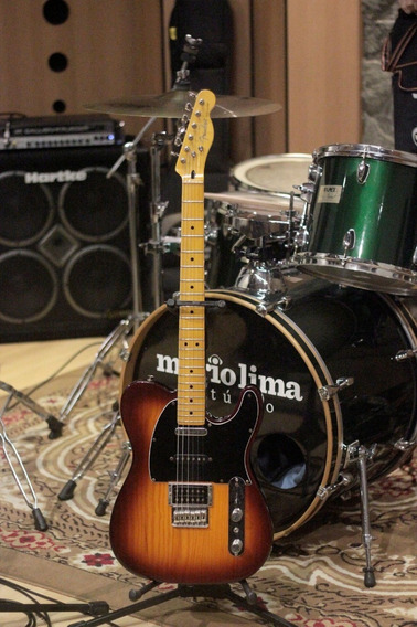 Telecaster Fender Modern Player Plus + Hard Case