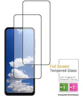Kit 2x Película Vidro 3d Motorola One Vision + Kit Aplicação