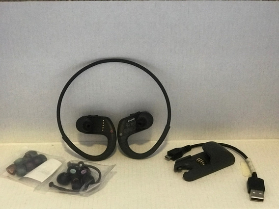 Fone De Ouvido Sony Walkman, 4gb, Preto