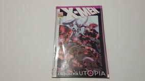 Hq X-men 105 A Batalha Por Utopia