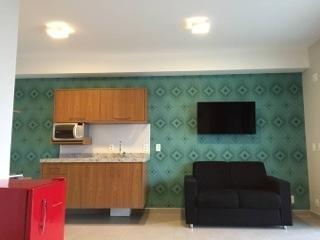 Studio Com 1 Dormitório Para Alugar, 35 M² Por R$ 2.400/mês - Bela Vista - São Paulo/sp - St0045