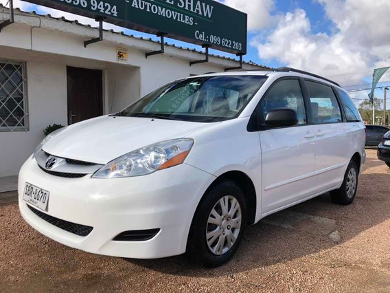 Toyota Sienna 2010 3.5 Ce At