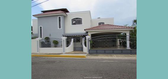 Hbr377- Vendo Casa En Santiago