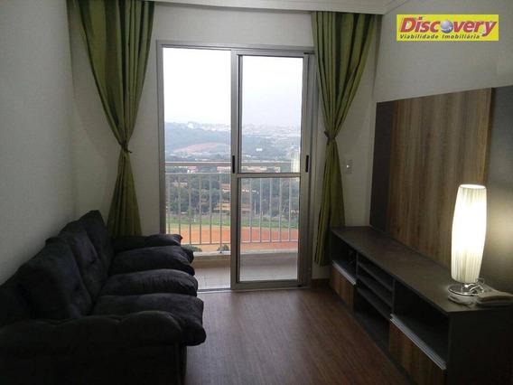 Apartamento Residencial Para Locação, Vila Miriam, Guarulhos. - Ap0407