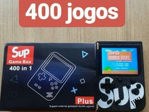 Super Game Box 400 Jogos