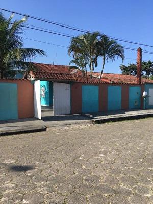 Casa Em Itanhaém Ficando Lado Praia 400m Do Mar Ref 4466