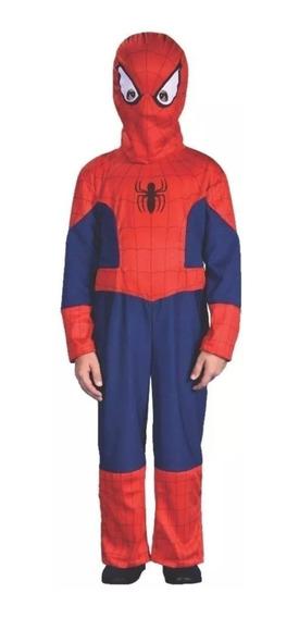 Spiderman Disfraz Hombre Araña Ultimate Newtoys Edu Full