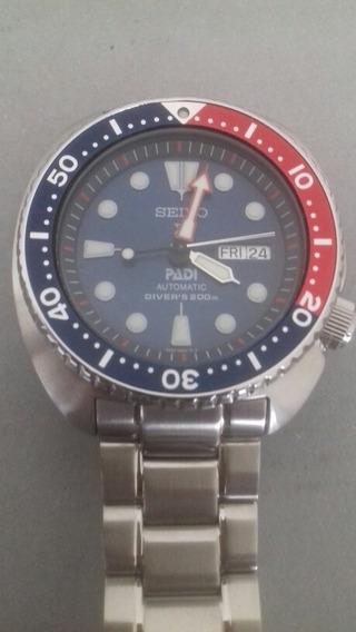 Relógio Seiko Prospex Mergulho Padi Novo Nunca Foi Usado.