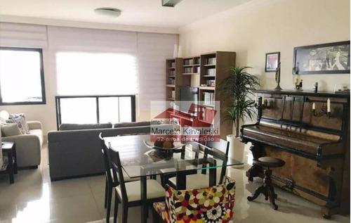 Apartamento Com 3 Dormitórios À Venda, 135 M² Por R$ 880.000,00 - Vila Prudente - São Paulo/sp - Ap13277
