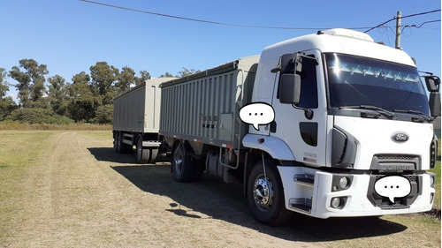 Ford Cargo 1723 Chasis