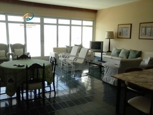 Apartamento Para Alugar No Bairro Centro Em Guarujá - Sp.  - 82-2