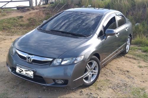 Imagem 1 de 6 de Honda Civic 2009 1.8 Lxs Flex 4p