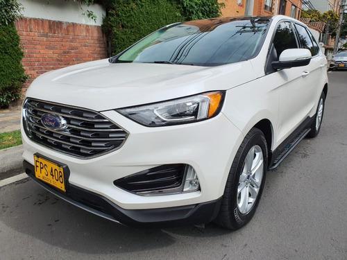 Ford Edge Sel Ride 2019