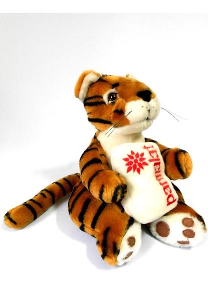 Coleção Mamíferos De Pelúcia Parmalat - Tigrinho