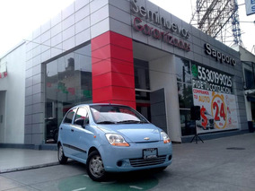 Chevrolet Matiz 1.0 Ls Mt 2015 Seminuevos Sapporo