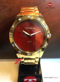 Relógio Technos Feminino Stone Collection 2033ab/4r