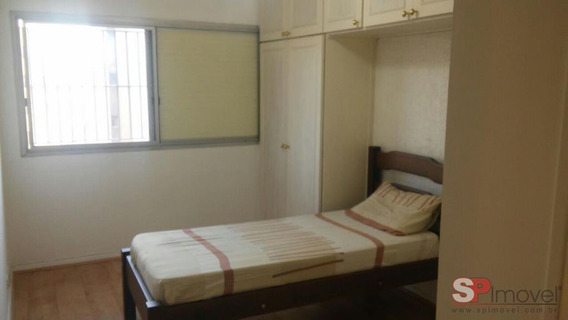 Apartamento Para Aluguel Por R$2.200,00/mês - Chacara Santo Antonio, São Paulo / Sp - Bdi15979