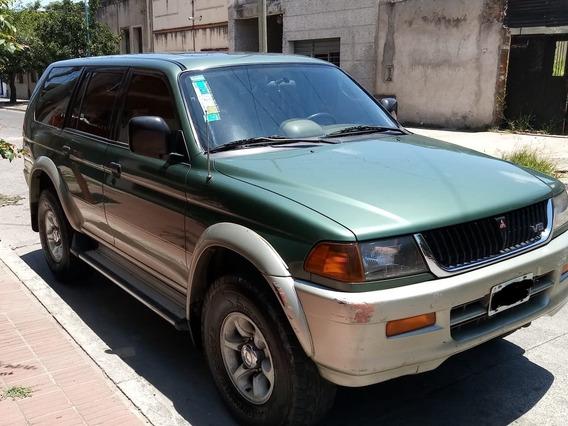Mitsubishi Nativa 30 Ls V6 4x4