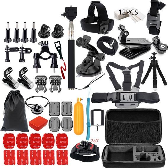 45 Em 1 Camera Acessrios Cam Ferramentas Para Fotografia A