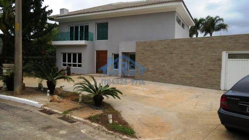 Sobrado Com 5 Dormitórios À Venda, 900 M² Por R$ 9.000.000,00 - Alphaville Residencial 2 - Barueri/sp - So1551