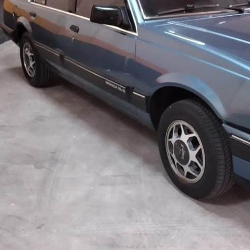 Chevrolet Monza Monza Sle 2.0