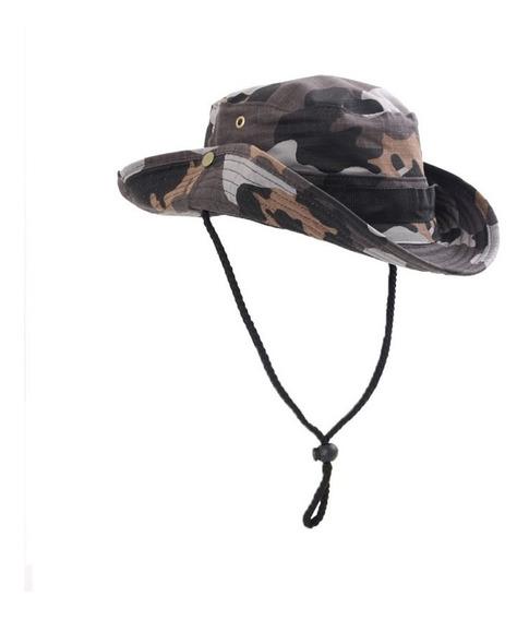 Chapéu Boonie Hat Camuflado Urbano