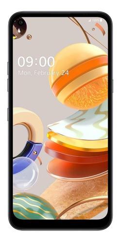 Imagen 1 de 8 de LG K61 128 GB titanio 4 GB RAM