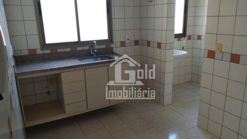 Imagem 1 de 10 de Apartamento Com 2 Dormitórios Para Alugar, 65 M² Por R$ 700,00/mês - Jardim Zara - Ribeirão Preto/sp - Ap4265