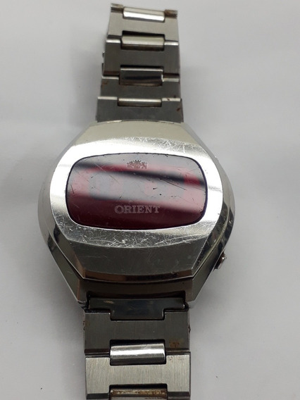 Relógio Orient Touchtron Para Aproveitamento De Partes
