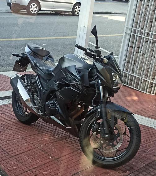 Kawasaki Z 300 Naked