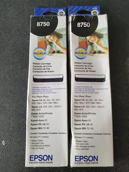 Cartucho Impresora Epson 8750