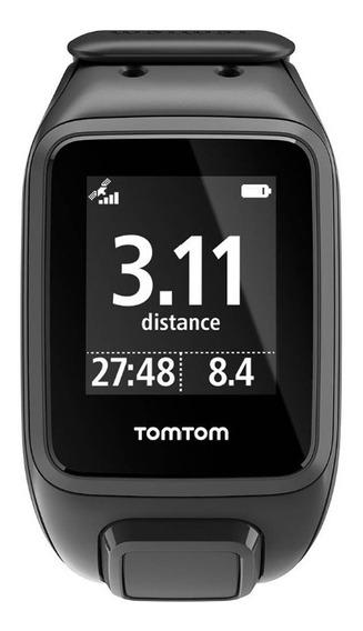 Relógio Para Corrida Tomtom Spark Cardio Music Com Monitor