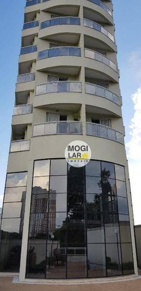 Lindo Apartamento Ao Lado Do Mogi Shopping Em Mogi Das Cruzes - Ap0096