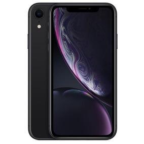 iPhone Xr Apple 256gb Retina Lcd 6,1 Ios 12 12mp + Nf Preto