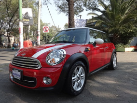 Mini Cooper 3p Chili Tm6,a/ac.,tela/piel,qc,ra16